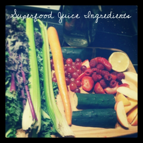 Superfood juice 2